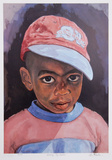 Anthony - My Nephew Collectable Print by Neville Clarke