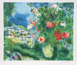 Paysage Premium Edition by Marc Chagall
