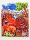 Village Premium Edition by Marc Chagall