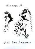 Marc Chagall - San Lazzaro Prémiové edice