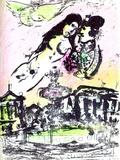 Le Ciel de la Place de la Concorde Premium Edition by Marc Chagall