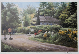 Down the Lane Collectable Print by Neville Clarke