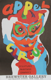 Cirque at Brewster Gallery Collectable Print by Karel Appel