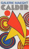 Galerie Maeght Reproductions de collection premium par Alexander Calder