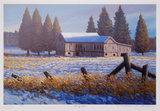 Morning Light Collectable Print by Norman R. Brown