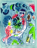 Cover-Frontispiece Premium Edition by Marc Chagall