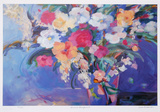 Summer Arrangement Collectable Print by Zora Buchanan