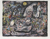 Moses Premium Edition by Marc Chagall