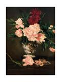 Edouard Manet - Vase de Pivoines, 1864 - Poster