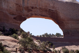 Wilson's Arch, Utah Photographic Print by David Hosking