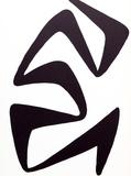 Komposition Nr.1 Sammlerdrucke von Alexander Calder