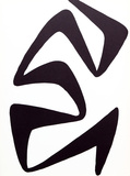 Composition I Collectable Print by Alexander Calder