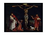 Korsfæstelse Posters af Matthias Grunewald