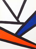 Intersections from Derriere Le Miroir Reproductions de collection par Alexander Calder
