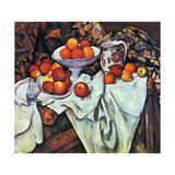 Pommes et Oranges, Vers 1895 Posters por Paul Ce?zanne