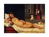 Titien - La Venus d'Urbin - Poster