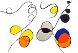 from Derrier le Miroir Reproductions de collection par Alexander Calder