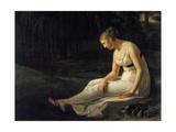 Constance Marie Charpentier - La Melancolie 1801 - Reprodüksiyon