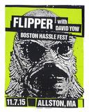 Flipper Serigraph by  Print Mafia