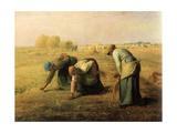 Jean-Franc?ois Millet - Les Glaneuses, 1890 - Reprodüksiyon