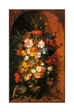 Bouquet de Fleurs 1624 Metal Print by Roelandt Savery
