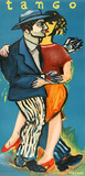 Tango - Mosner Collectable Print by Ricardo Mosner