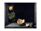 Fray Juan Sanchez Cotan - Coing Chou Melon et Concombre 1561-1627 - Sanat