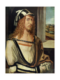 Albrecht Du?rer - Self Portrait, 1516 (Autoportrait) - Poster