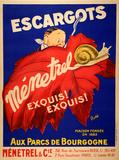 Escargots Menetrel Edizioni premium di  Rudd