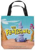 Flintstones - The Flintstones Logo Tote Bag Tote Bag