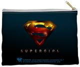 Supergirl - Logo Zipper Pouch Zipper Pouch