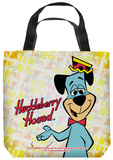 Huckleberry Hound - Southern Hospitality Tote Bag Tote Bag