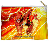 Justice League of America - Lightning Dash Zipper Pouch Zipper Pouch