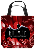 Batman The Animated Series - Btas Logo Tote Bag Tote Bag