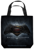 Batman V Superman - Movie Logo Tote Bag Tote Bag