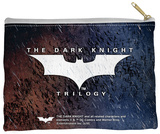 Dark Knight Trilogy - Trilogy Logo Zipper Pouch Zipper Pouch