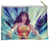 Justice League of America - Stormy Heroine Zipper Pouch Zipper Pouch