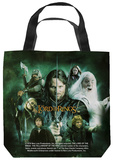 Lord Of The Rings - Hero Group Tote Bag Tote Bag