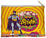 Batman Classic Tv - Batman Wins Again Zipper Pouch Zipper Pouch