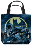 Batman - Heed The Call Tote Bag Tote Bag