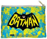 Batman Classic Tv - Classic Tv Show Logo Zipper Pouch Zipper Pouch