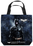 Dark Knight Rises - Dark Stormy Knight Tote Bag Tote Bag