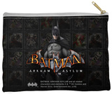 Batman Arkham Asylum - Arkham Inmates Zipper Pouch Zipper Pouch