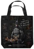 Batman Arkham Asylum - Arkham Inmates Tote Bag Tote Bag