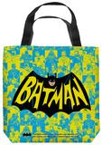 Batman Classic Tv - Classic Tv Show Logo Tote Bag Tote Bag