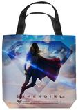 Supergirl - Endless Sky Tote Bag Tote Bag