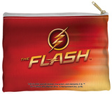 The Flash - Tv Logo Zipper Pouch Zipper Pouch