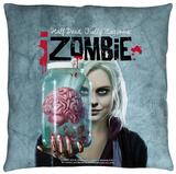 Izombie - Liv Zombie Throw Pillow Throw Pillow