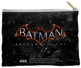 Batman Arkham Knight - Ak Logo Zipper Pouch Zipper Pouch