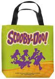 Scooby Doo - Running Scared Tote Bag Tote Bag